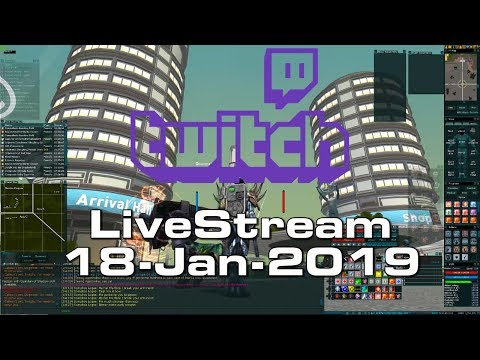 Anarchy online Live Stream 18-Jan 2019
