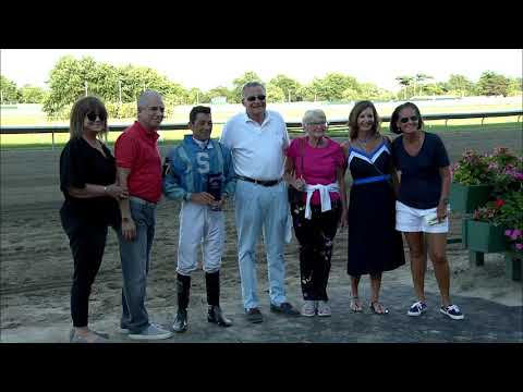 video thumbnail for MONMOUTH PARK 8-11-19 RACE 13