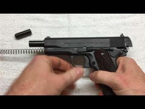 My $400 1911 - the ATI FX Military