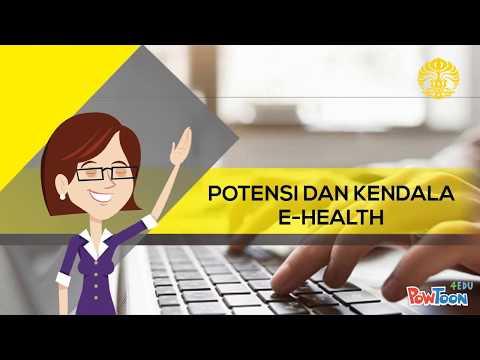 POTENSI DAN KENDALA E HEALTH