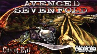 Avenged Sevenfold - Beast and the Harlot [Guitar Backing Track]