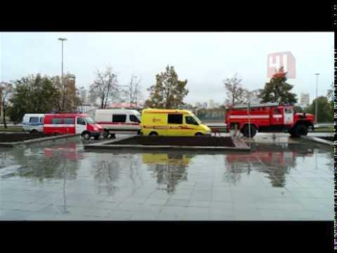 В Екатеринбурге эвакуировали больше 70 зданий