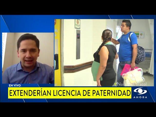 Entrevista Noticias Caracol #LicenciaCompartida a un paso de ser aprobada