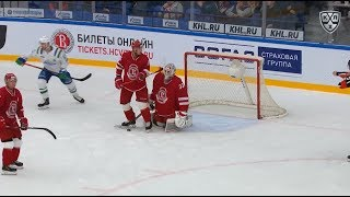 salavat Yulaev 2 Vityaz 1, 15 October 2019