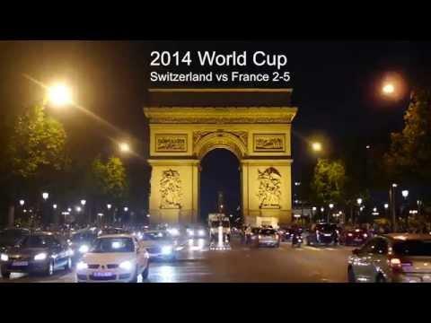 France 5-2 Switzerland