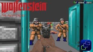 Wolfenstein: The New Order Walkthrough - Escape from Castle Wolfenstein Mini game