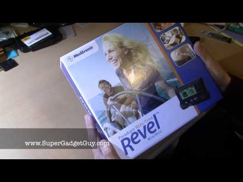 Medtronic Revel MiniMed Insulin Pump, Mio Infusion Set, Bayer Contour Meter, & CGM Unboxing