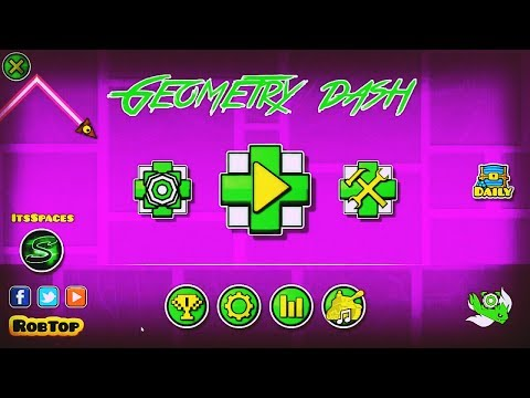 """EPIC TEXTURE PACK """"SPACES"""" PARA GEOMETRY DASH 2.1 (STEAM & ANDROID) 