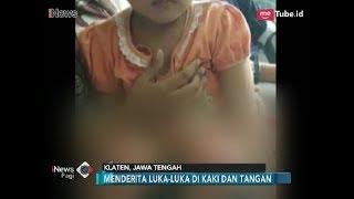 Viral!! Video Ibu Seret Anak dengan Motor, Kondisi Anak Bikin Merinding - iNews Pagi 10/02