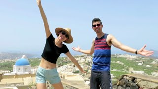 Santorini Vlog: Pirgos, Perissa, Akrotiri, Lighthouse, Oia!(Please expand the description box for itinerary & music details** www.instagram.com/timandglo May 27, 2015 The beauty of staying in Oia is that you can have ..., 2015-09-08T16:03:54.000Z)