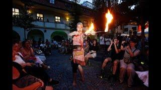 Fire show MAORI  / Polynesian Entertainment
