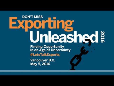 'Exporting Unleashed 2016': Discover new global opportunities