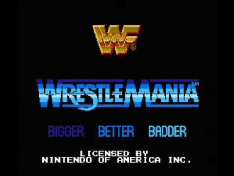 WWF WrestleMania (NES) Music - Million Dollar Man