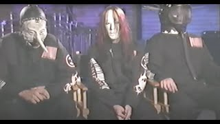 Slipknot Early First Album Interview