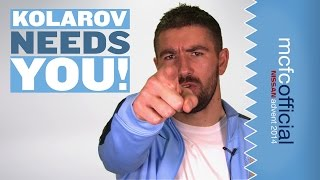 Will Kolarov Sing? YOU decide! | Man City Advent Calendar 2014 | Day One