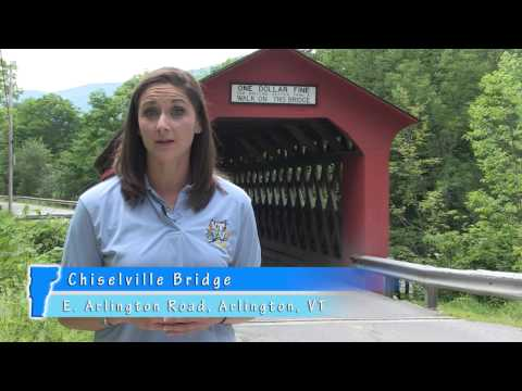 The Visitor's Guide to Southern Vermont - Bennington and Arlington Covered Bridge Tour