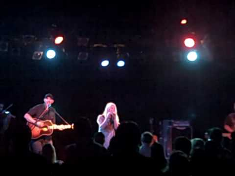 Sara Haze The Roxy Theater on Sunset - My Own Hands To Hold Live Acoustic