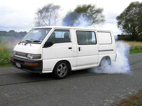 4g64 Turbo Van