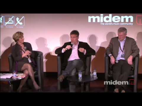 Panel: Digital Services & Authors' Society Partnerships - MIDEM 2011 Mp3