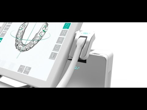 IDS 2017 Intraoral Scanners Review - GC