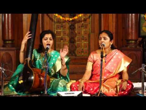 Apoorva Gokhale & Pallavi Joshi Raga Brindavani Sarang