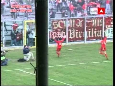 History Mantova - Serie C1 2004/2005