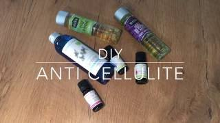 DIY  ADIEU LA CELLULITE