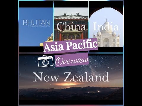 HD Overview | Asia Pacific Countries
