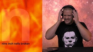 LAST - Nine Inch Nails (Reaction) FULL SONG