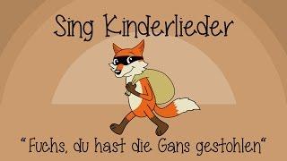 Fox, goose şarkı boyunca Çocuk Şarkıları | Çocuk Şarkıları çalıntı var