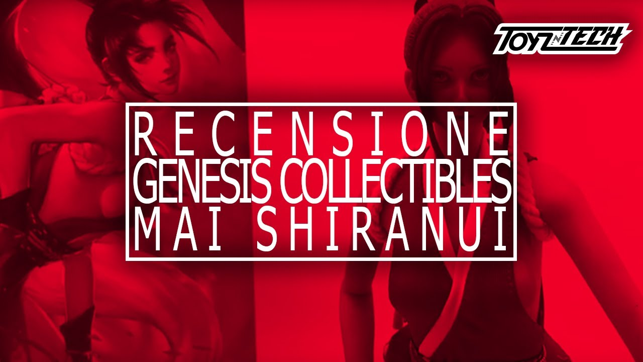Mai Shiranui The King Of Fighters Xiv Videorecensione Youtube
