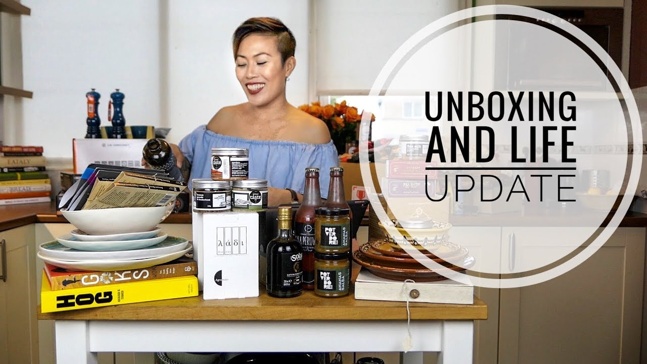 pr unboxing and life updates what s up with ces kitchen youtube