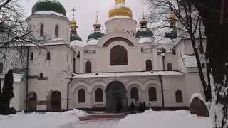 Киев 183, Софийский собор(Киев 183, Софийский собор Saint Sophia's Cathedral, Kiev (Tourist Attraction) Для получения свежих видео подпишись на канал. Ставь..., 2015-04-01T19:06:58.000Z)