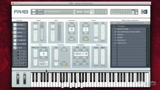Native Instruments 210: FM8: FM Synthesis and Sound Design - 4 The Master and Effects Sections