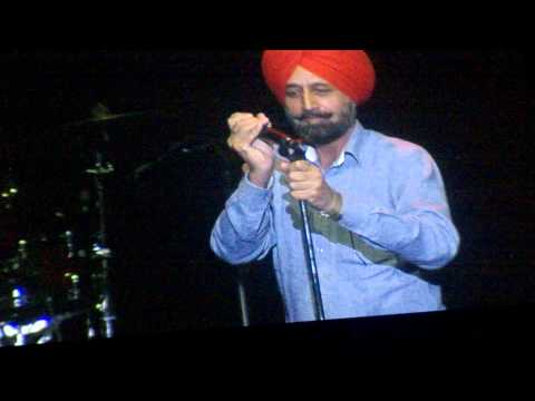 Babbu Maan Live 2014 San Jose Part 1
