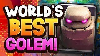 2 GOLEM BEATDOWN GODS in 1 VIDEO! (Best Decks & Tips)