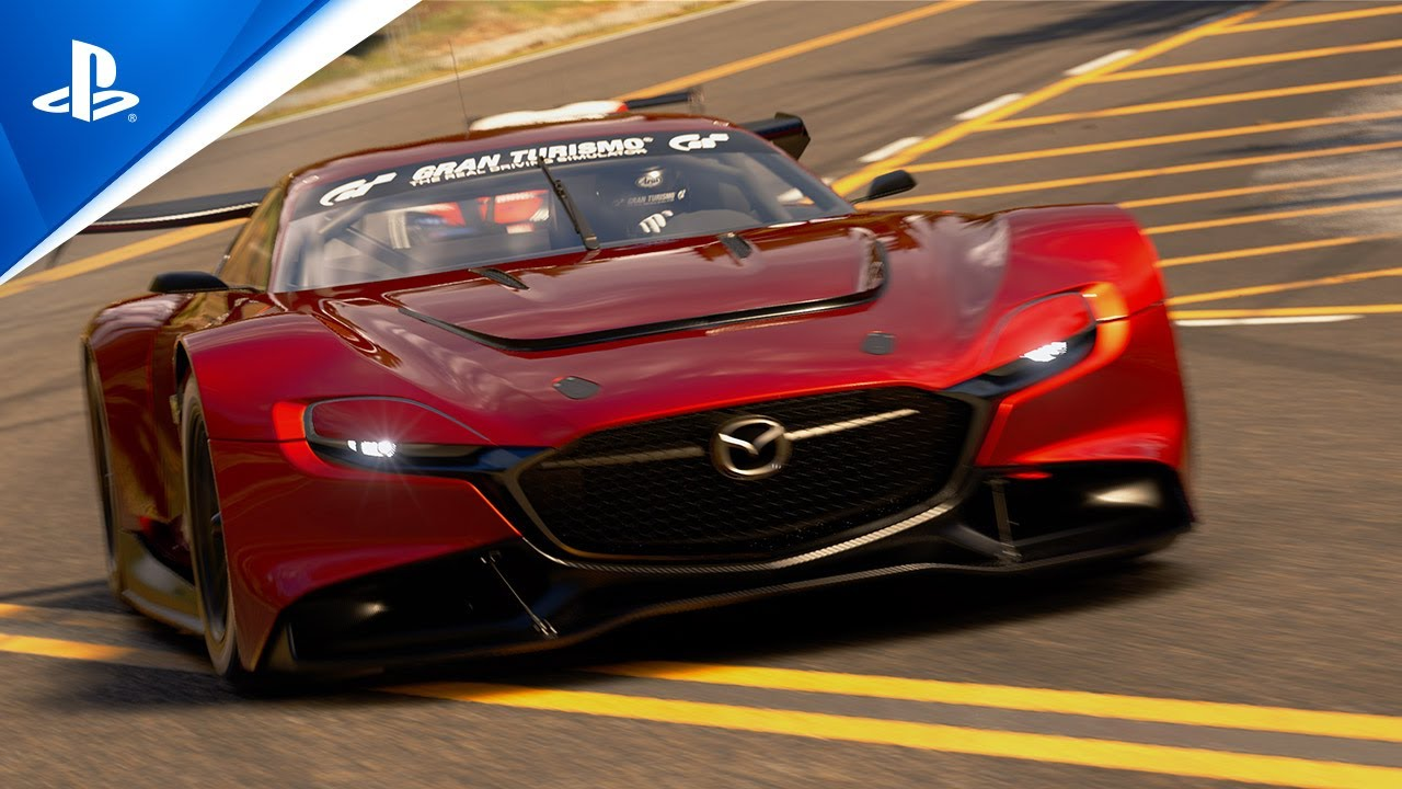 Gran Turismo 7 Announcement Trailer