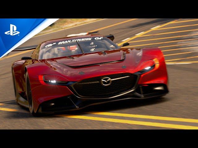 Gran Turismo 7 (видео)