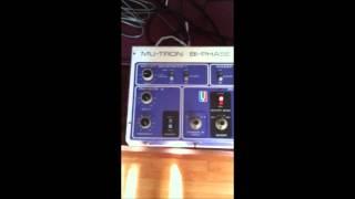Vintage Mu-Tron Bi-Phase