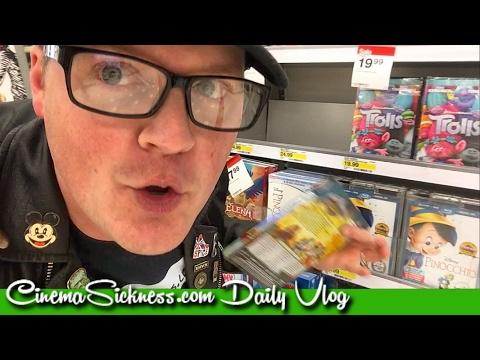 CS (02/09/17) - Snowy Day Shopping