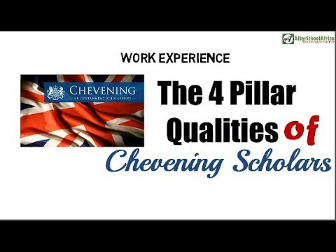How To Win The Chevening Scholarship – Step By Step Tutorial