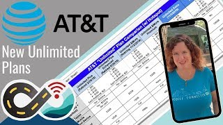 AT&T's New Plans: Unlimited Starter, Extra, and Elite