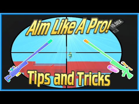 Aim Like A PRO! | Tips And Tricks Roblox BIG Paintball 🎯
