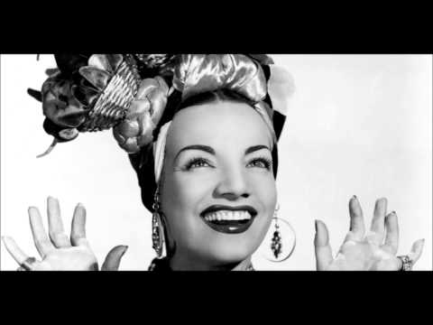 An Interview with Carmen Miranda (July 1952)