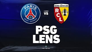 🔴 PSG - LENS // ClubHouse ( paris vs rcl )