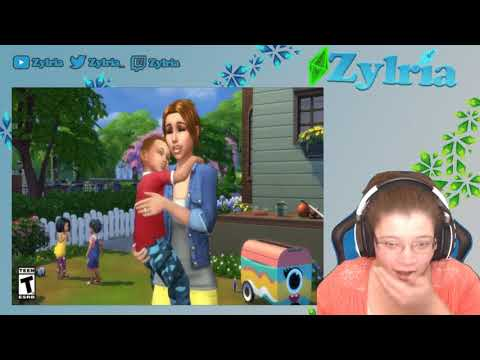 The Sims 4 - Let's Watch the Toddler Stuff Pack Trailer!! |