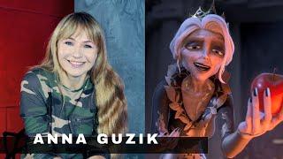 """""""Lustereczko, powiedz przecie..."""" - rewelacyjna Anna Guzik w roli złej czarownicy!"""