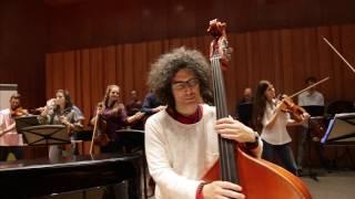 Mannequin Challenge - Orquesta de Cámara del Conservatorio Liceu con Pepe Rivero