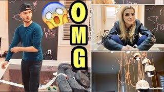SHE absolutely ruined my HOUSE! *PRANK*