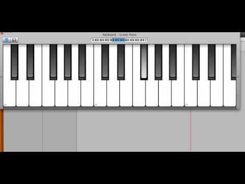 James Bond Example Melody